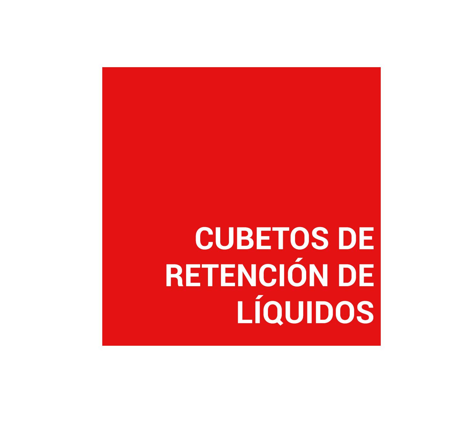 cubetos de retencion de liquidos- industria
